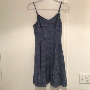 Old navy cami striped swing dress